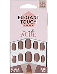 Elegant Touch Nude Collection Mink, 24 Stück