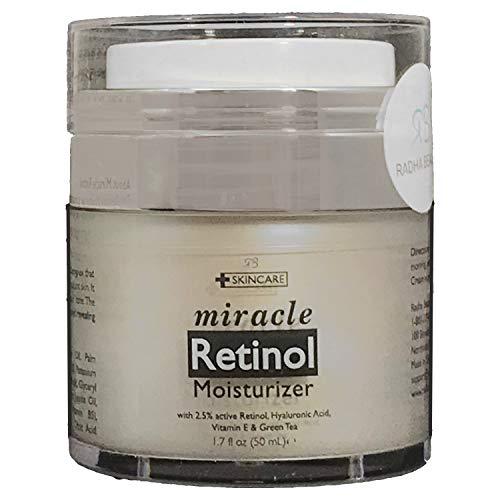 Crema De Retinol Para El Rostro Por Radha Beauty 50