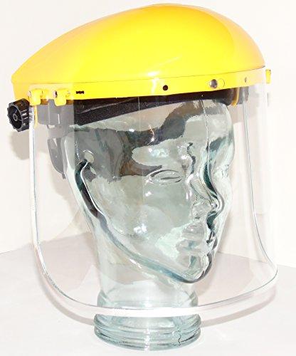 Sicherheit Face Shield und breit Visier (Kettensäge Maske)