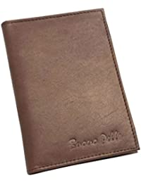 NEW RFID BLOCKING 100% REAL LEATHER PASSPORT TRAVEL WALLET COVER HOLDER ORGANISER GIFT BOXED