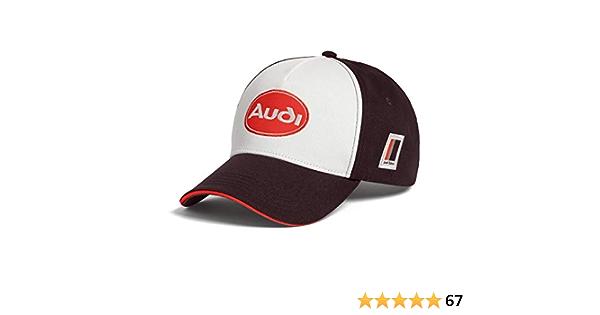 Audi Collection 3132000600 Heritage Cap Brown Auto