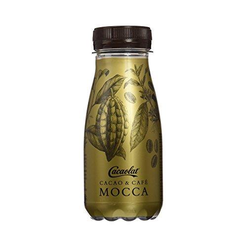 Cacaolat Batido de Cacao UHT con Café Mocca - Pack de 4 x 200 ml - Total: 800 ml