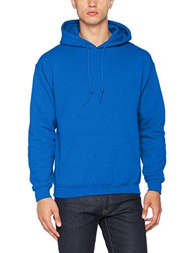 GILDANHerren Sweatshirt Blau (Königsblau)