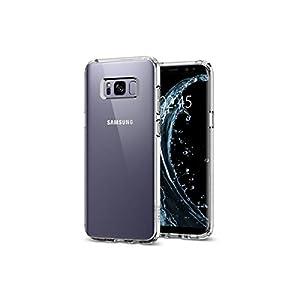 Spigen Ultra Hybrid Samsung Galaxy S8 Plus Case for Galaxy S8+ / Galaxy S8 Plus - Crystal Clear 571CS21683