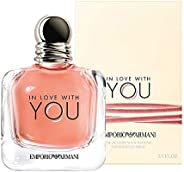 In Love with you by Giorgio Armani - perfumes for women - Eau de Parfum, 100ml
