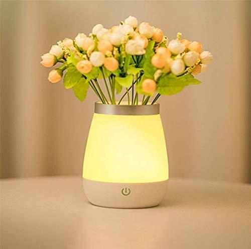 Bud Vase Lampe Kreative Mode Niedlich Romantische Träume Dimmable Schlafzimmer Wohnzimmer 146 * 119 Mm ()