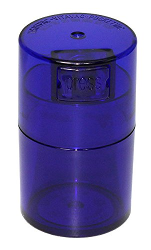 tightvac-vitavac-pocketvac-vacuum-sealed-pill-box-vitamin-container-1-2-ounce-06-liter-cobalt-tinted