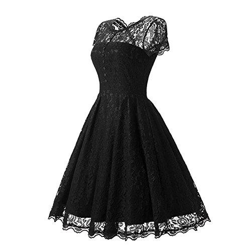 vintage-donna-manica-corta-estivi-normale-casual-abito-da-festa-partito-sar-banchetto-s-m-l-xl-xxl-l
