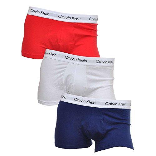 calvin-klein-underwear-herren-boxershort-3-er-pack-0000u2664g-3-pack-lo-rise-trunk-i03-white-red-gin