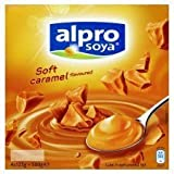 Alpro Soya Soft Caramel Dessert 4 X 125G
