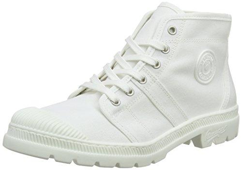 Pataugas Damen Authentiq/T F2d Desert Boots Weiß (Weiß)