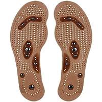 LXQGR Fußpflege Kissen Abnehmen Körper Gel Pad Therapie Akupressur Kissen Massage Magnetische Einlegesohle Massage... preisvergleich bei billige-tabletten.eu