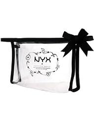 NYX transparent Make Up Tasche No3