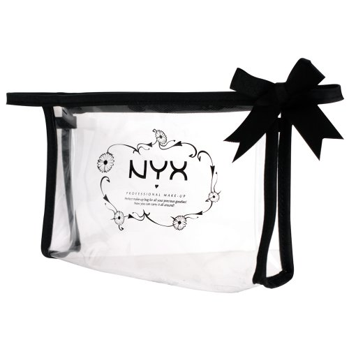 NYX transparent Make Up Tasche No3 - Make-up Nyx Tasche