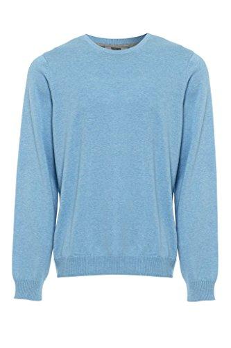 mens-ex-marks-ms-spencer-jumper-sweater-100-cotton-crew-v-neck-blue-grey-red-green