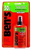#1: Ben 27s Bens Tick & Insect Repellent 30% Deet 3. 4 Ounce Pump (100ml) (2 Pack)