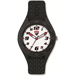 DUCATI Corse GRIP Silicone Watch Quartz wrist Watch