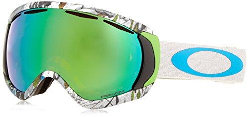 Oakley Erwachsene Canopy PRIZM Snowboardbrille, Tanner Sig Pillow Trip, one size