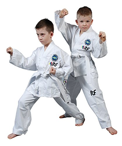 Top Ten Kinder Studenten ITF Tae Kwon-do dobok-2/150 cm