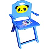 Truphe Folding Baby Chairs For Sitting, Plastic Baby Chair For Infants And Kids (Made In India) (Blue)