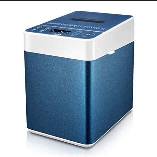 Brotmaschine Blau 750W, Heimautomat, Spit-Treiber, Doppelrohrheizung 15 Stunden Reservierung