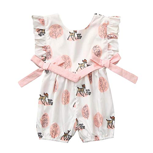 SHOBDW Girls Clothing Sets, Newb...