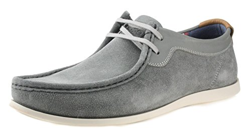 Catch Base London Sneakers Suede Herren Grey 5OqzPnOx