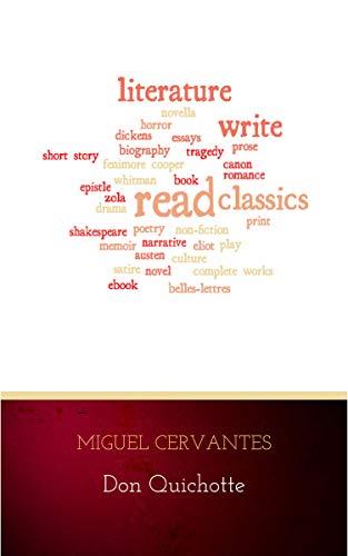 Couverture du livre L'Ingénieux Hidalgo Don Quichotte de la Manche (Intégrale Tome 1 et 2)