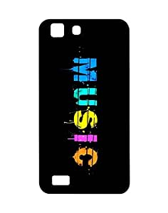 Crackndeal Back Cover for Vivo X3S