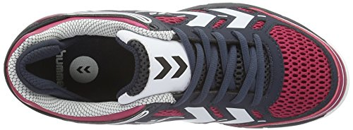 Hummel Omnicourt Z6, Chaussures de Fitness Femme Rose (Sangria)