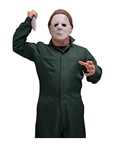 Horror-Shop Lizenzierter Halloween 2 Michael Myers Overall | -