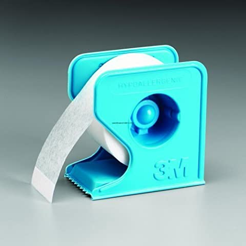 Special 2 Boxes of 6 - Micropore Tape with Dispenser MMM15352 by Med-Choice