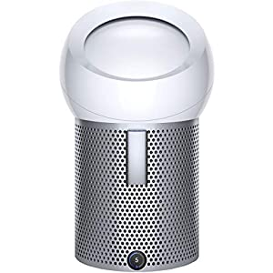 Dyson Pure Cool Me Personal Air Purifier Fan, White, (H) 40.1 x (W) x (D) 24.5