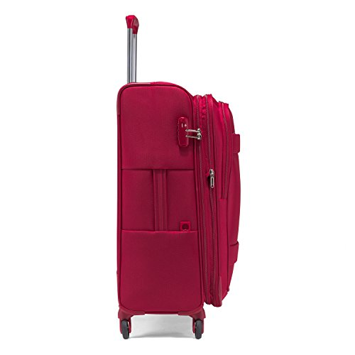 DELSEY PARIS INDISCRETE Koffer, 69 cm, 81 liters, Rot (Rouge) - 4