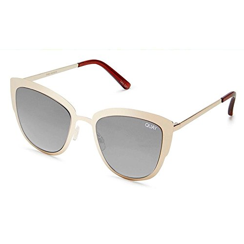 Quay Australia Damen Sonnenbrille SUPER GIRL sunglasses gold