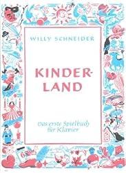 Kinderland, Das erste Spielbuch für Klavier