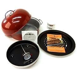 Nordic Ware 365 Räuchertopf / Smoker, für den Innen- und Außenbereich