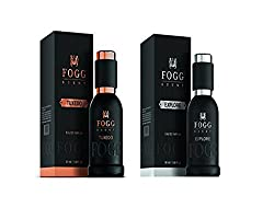 COMBO PACK OF FOGG EXPLORE PERFUME 50 ml + FOGG TUXEDO PERFUME 50 ml