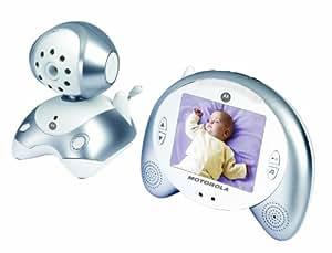 motorola mbp 35 digital video baby monitor baby. Black Bedroom Furniture Sets. Home Design Ideas