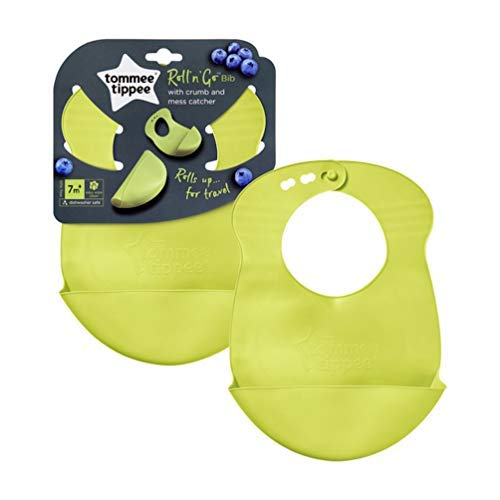 Bavetta Tommee Tippee Explora Roll 'N' Go - 7m + Lime Color