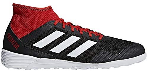 the latest d75ae 48614 Adidas Predator Tango 18.3 In, Zapatillas de fútbol Sala para Hombre, Negro  (Negbás