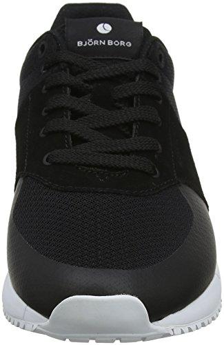 Björn Borg R100 L0w MSH M, Baskets Homme Noir (Black)