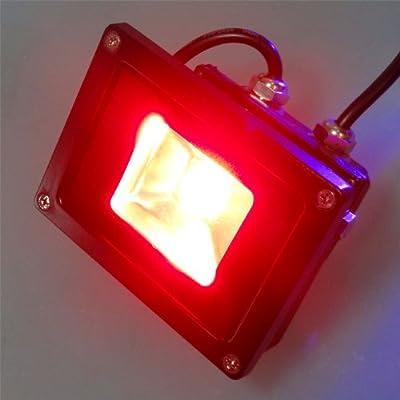 6W High Power LED Strahler outdoor IP65 125? ROT von Dune SAS bei Lampenhans.de