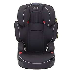 Graco Assure Highback Booster Car Seat, Group 2/3, Black   7