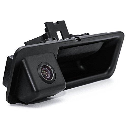 Dynavision Griffleiste Heckklappe Öffner Taster Schalter Heckschloß Kennzeichenleuchten für BMW 5 Series M5/3 Series M3/X1/X3/X5/X6/E39/E53/E90/E60/E70/E83 (Ge-licht-schalter)