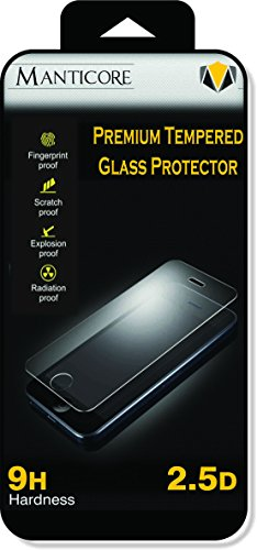 Manticore – Samsung Note 5 – 9H Hardness Toughened Tempered Glass for Samsung Galaxy Note 5 – Screen Guard Protector