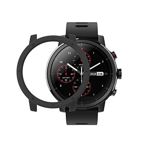 Sikai Xiaomi Huami Amazfit Smart Watch Stratos 2 Custodia Protettiva PC Difficile Slim Colorful Conchiglia Bumper Case Cover per...