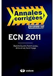Ecn 2011 : Annales corrigées