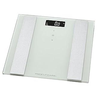 41IEzjXlgFL. SS324  - ProfiCare PW 3007 - Báscula baño digital con análisis corporal de 8 funciones diagnóstico