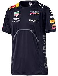 Whybee 2018 Red Bull Racing Formula One Camiseta Oficial del Equipo Puma F1 a66462fc06a6d